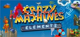 Banner artwork for Crazy Machines Elements.