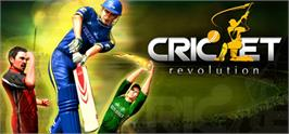 Banner artwork for Cricket Revolution.