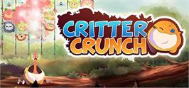 Banner artwork for Critter Crunch.