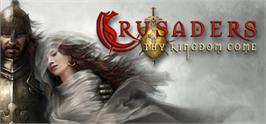 Banner artwork for Crusaders: Thy Kingdom Come.