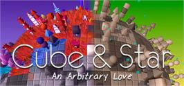 Banner artwork for Cube & Star: An Arbitrary Love.
