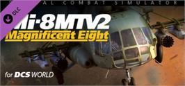 Banner artwork for DCS: Mi-8 MTV2 Magnificent Eight.
