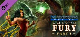 Banner artwork for DC Universe Online - Amazon Fury Part I.