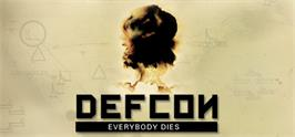 Banner artwork for DEFCON.