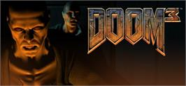 Banner artwork for DOOM 3.