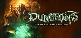Banner artwork for DUNGEONS - Steam Special Edition.