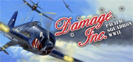 Banner artwork for Damage Inc. Pacific Squadron WWII.