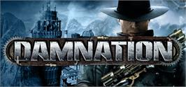 Banner artwork for Damnation.
