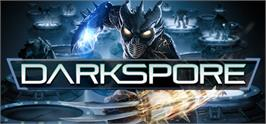 Banner artwork for Darkspore.