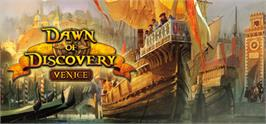 Banner artwork for Dawn of Discovery: Venice.