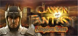 Banner artwork for Dawn of Fantasy: Kingdom Wars.