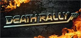 Banner artwork for Death Rally.