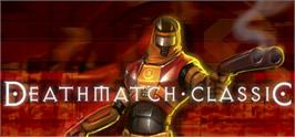 Banner artwork for Deathmatch Classic.