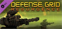 Banner artwork for Defense Grid: Resurgence Map Pack 3.