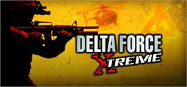 Banner artwork for Delta Force: Xtreme.