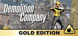 Banner artwork for Demolition Company Gold Edition.