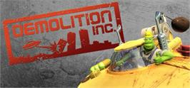 Banner artwork for Demolition Inc..