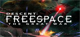 Banner artwork for Descent: FreeSpace  The Great War.