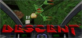 Banner artwork for Descent.