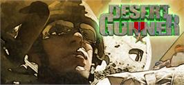 Banner artwork for Desert Gunner.