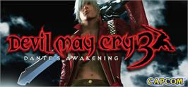 Banner artwork for Devil May Cry® 3 Special Edition.