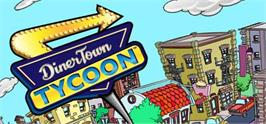 Banner artwork for DinerTown Tycoon.