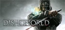 Banner artwork for Dishonored.