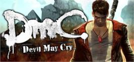 Banner artwork for DmC: Devil May Cry.