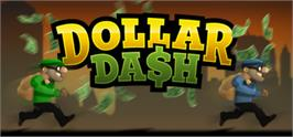 Banner artwork for Dollar Dash.