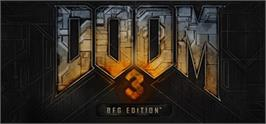Banner artwork for Doom 3: BFG Edition.