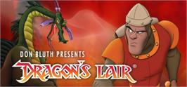 Banner artwork for Dragon's Lair.