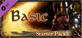 Banner artwork for Dragons and Titans - Basic Starter Pack.