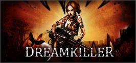 Banner artwork for Dreamkiller.