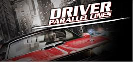 Banner artwork for Driver® Parallel Lines.