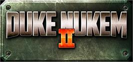 Banner artwork for Duke Nukem 2.