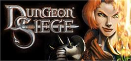 Banner artwork for Dungeon Siege.