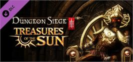 Banner artwork for Dungeon Siege III: Treasures of the Sun.