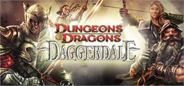 Banner artwork for Dungeons and Dragons: Daggerdale.