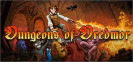 Banner artwork for Dungeons of Dredmor.