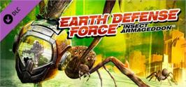 Banner artwork for Earth Defense Force Battle Armor Weapon Chest.