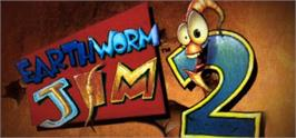 Banner artwork for Earthworm Jim 2.