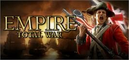 Banner artwork for Empire: Total War.