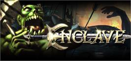 Banner artwork for Enclave.
