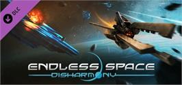 Banner artwork for Endless Space - Disharmony.