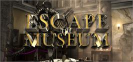 Banner artwork for Escape The Museum.