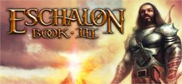 Banner artwork for Eschalon: Book III.