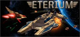 Banner artwork for Eterium.