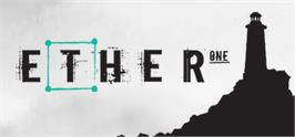 Banner artwork for Ether One.
