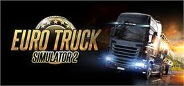 Banner artwork for Euro Truck Simulator 2.