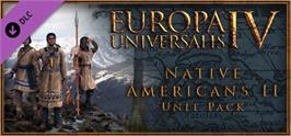 Banner artwork for Europa Universalis IV: Native Americans II Unit Pack.
